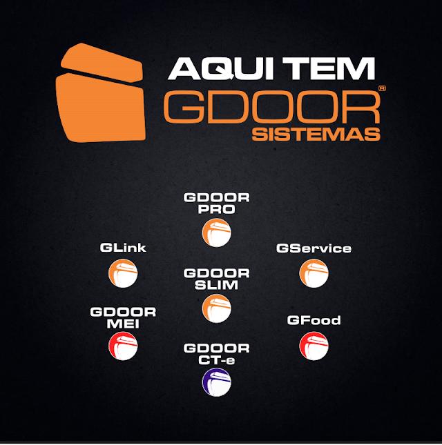 Aqui tem software de automação comercial Gdoor Sistemas