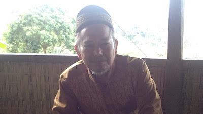 Kuncen Makam Syekh Abdul Kohar Pandawa
