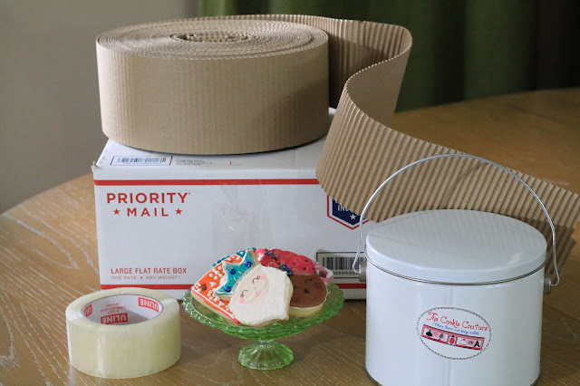 COOKIE PACKAGING MATERIALS @WWW.THECOOKIECOUTURE.COM