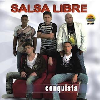 salsa libre conquista