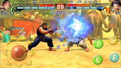 Street Fighter 4 Champion Edition Mod Apk