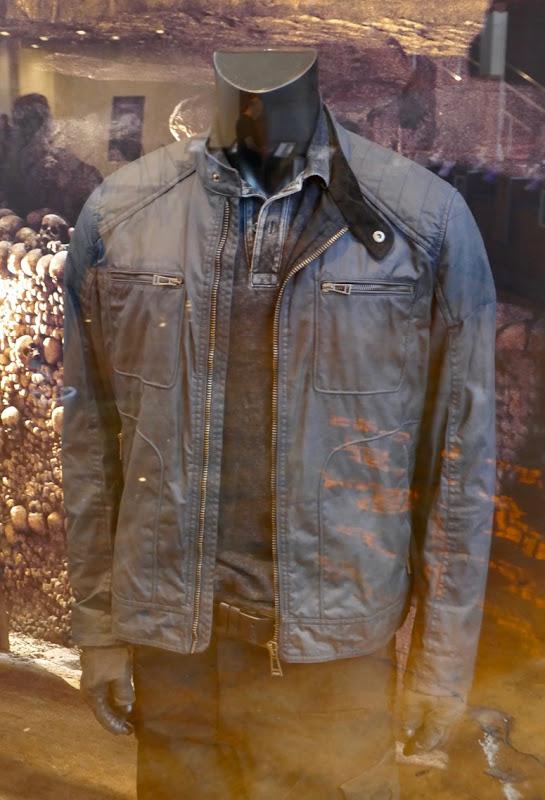 Will Smith Gemini Man Henry jacket