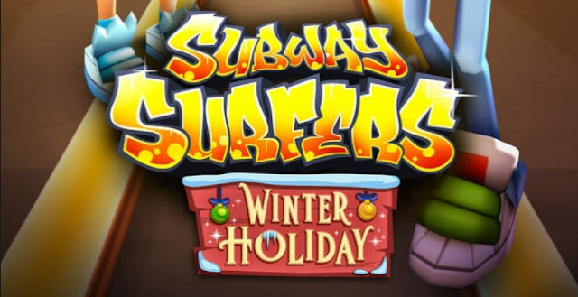 Subway Surfers: Winter Holiday Mod Apk v1.64.1 (Unlimited Coins/Keys)