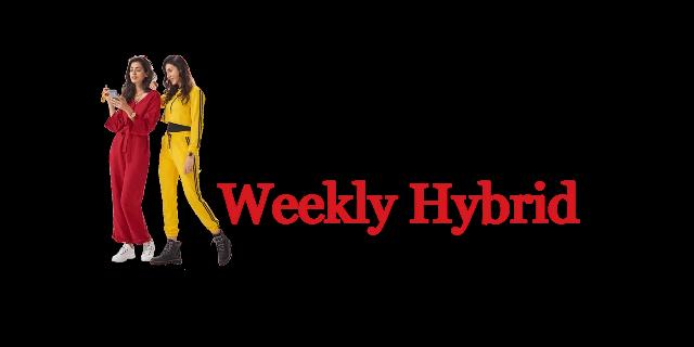 Jazz Weekly Hybrid Package
