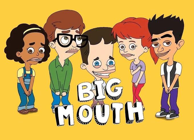Series de Netlix: en otoño llegará la cuarta temporada de Big Mouth