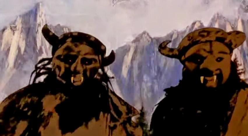 EL SEÑOR DE LOS ANILLOS - JRRT - TOLKIEN - RALPH BAKSHI - 1978 - ÁLVAROGP - ÁLVARO GARCÍA - EL TROBLOGDITA - EL FANCINE - SEO - CINE FANTÁSTICO