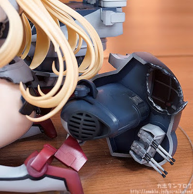 Iowa 1/8 Heavy & Light Armament ver. W.H.S. de Kantai Collection - Max Factory