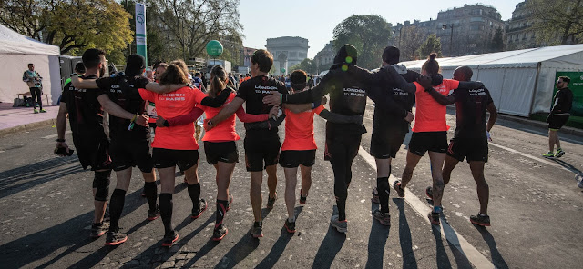 London 2 Paris - Asics FrontRunner