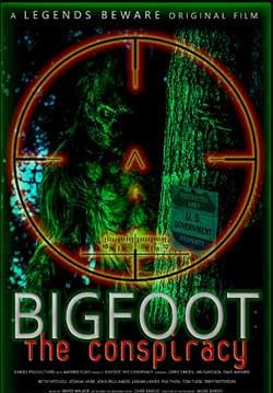 Bigfoot: The Conspiracy (2020)