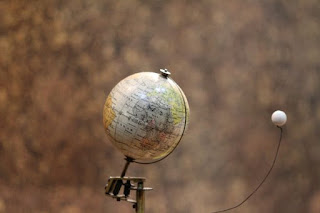 Globe and Moon - Photo by Anne Nygård on Unsplash