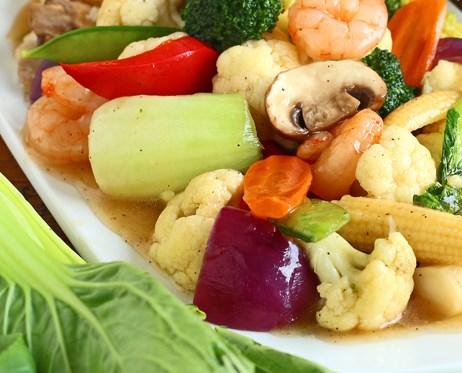 Easy Chop Suey Recipe #vegetables #asianfood
