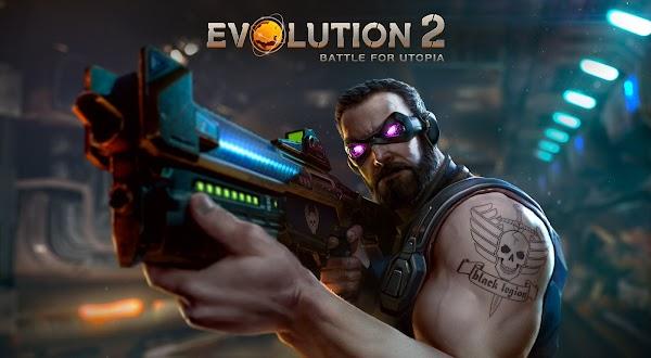 Evolution 2: Battle for Utopia 0.360.56573 | Mod Ammo