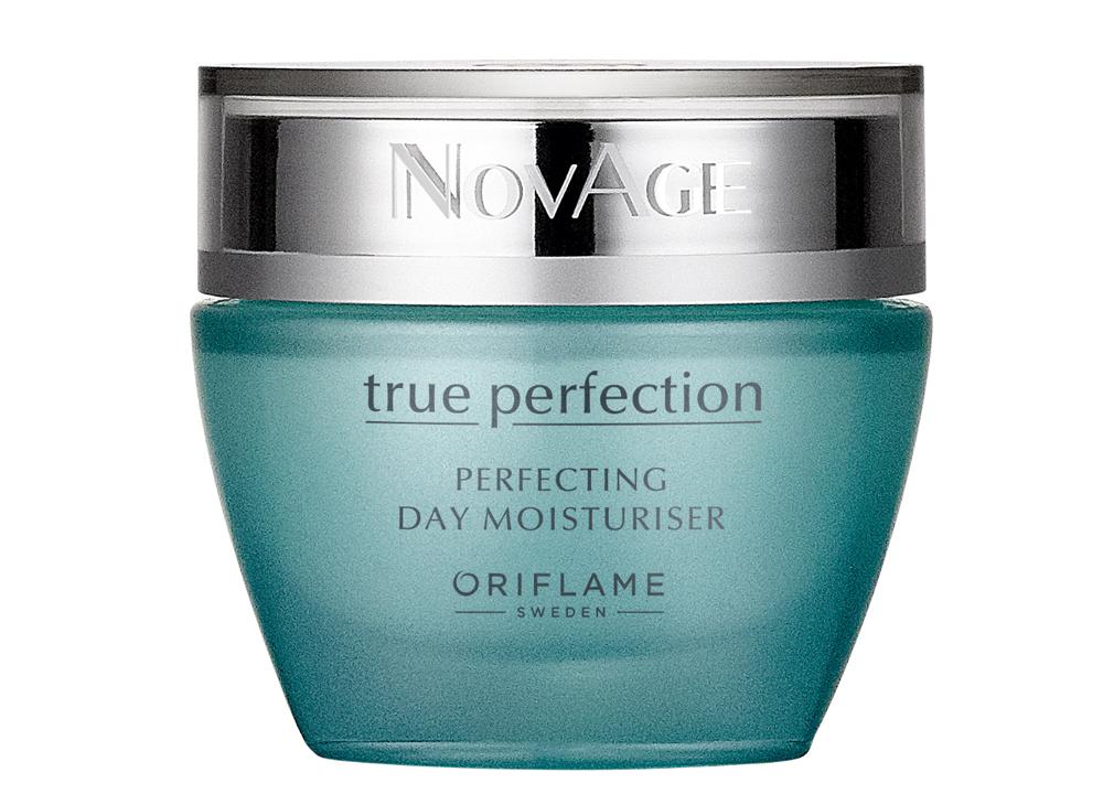 Creme de Dia Hidratante Perfecting True Perfection NovAge da Oriflame