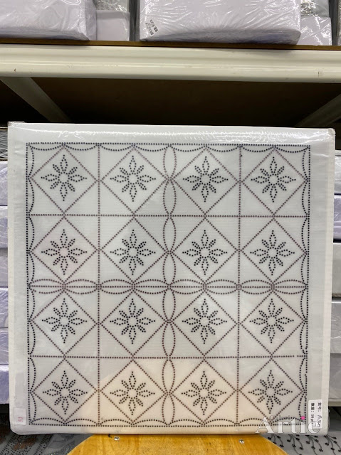 Hotfix stickers dmc rhinestone aplikasi tudung bawal fabrik pakaian rekaan geometrik kotak & bunga gold on black/silver
