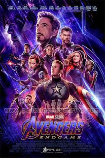 Avengers Endgame (2019) [Latino-Ingles] [1080P] [Hazroah]