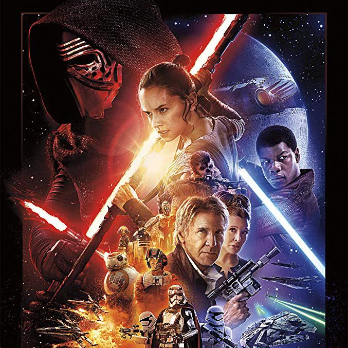 Download Star Wars: Episode VII - The Force Awakens (BLURAY)