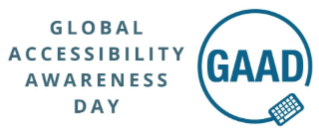 全球無障礙宣傳日 GLOBAL ACCESSIBILTY AWARENESS DAY