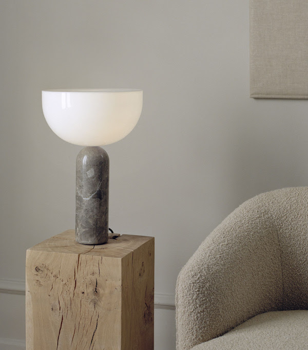 Kizu Table lamp by New Works | Spring news