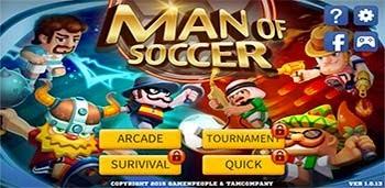 Man Of Soccer Apk
