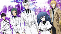Tokyo Ghoul:re BD Batch Subtitle Indonesia