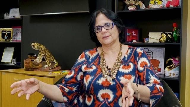 DAMARES CASSA MAIS DE 120 ANISTIA POLÍTICAS E ACABA COM FARRA DAS INDENIZAÇÕES