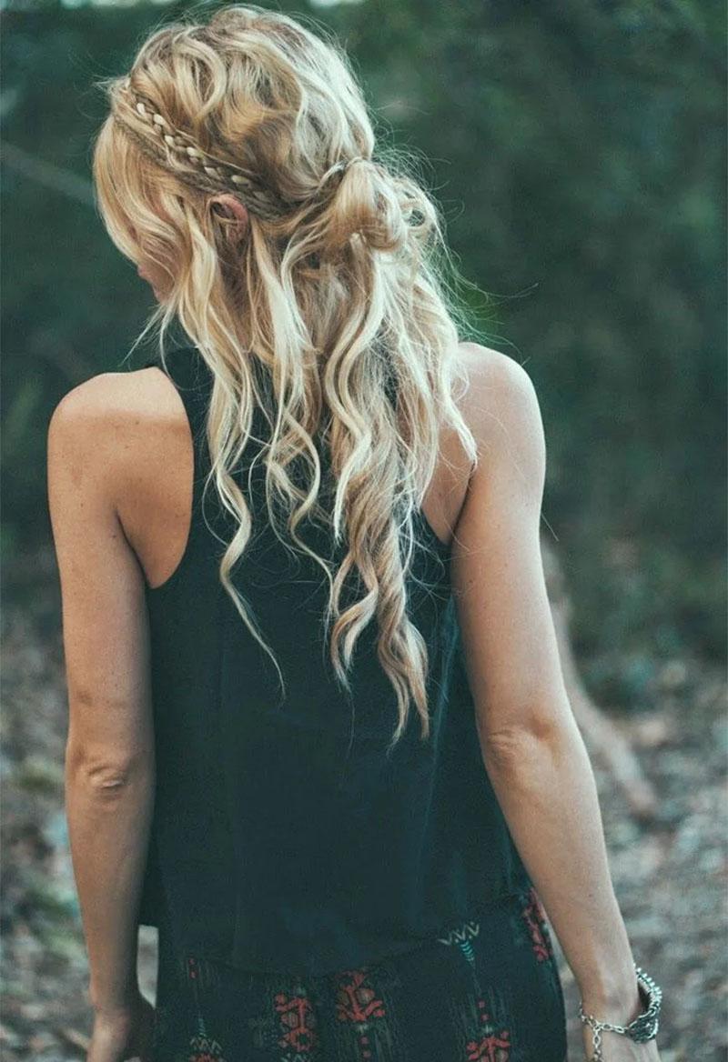 10 Easy Summer Braids