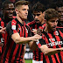 AC Milan Keep Alive Top-Four Hopes With Win Over Bologna