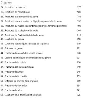 GUIDE PRATIQUE DE TRAUMATOLOGIE. 6ème édition (Relié) Jean Cancel, Jacques Barsotti, Christian Dujardin 2