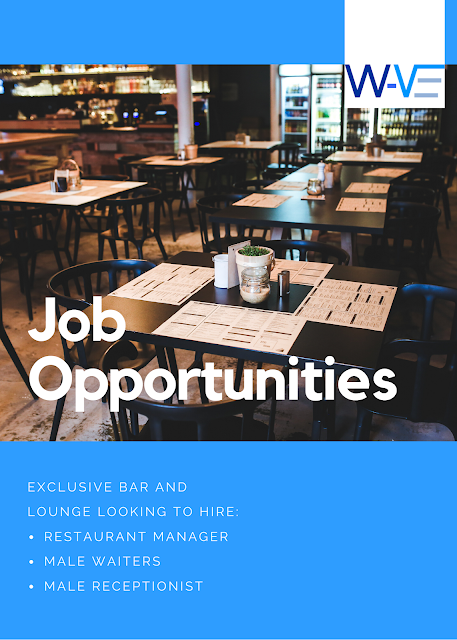 Job Opportunities at a Restaurant in Lagos