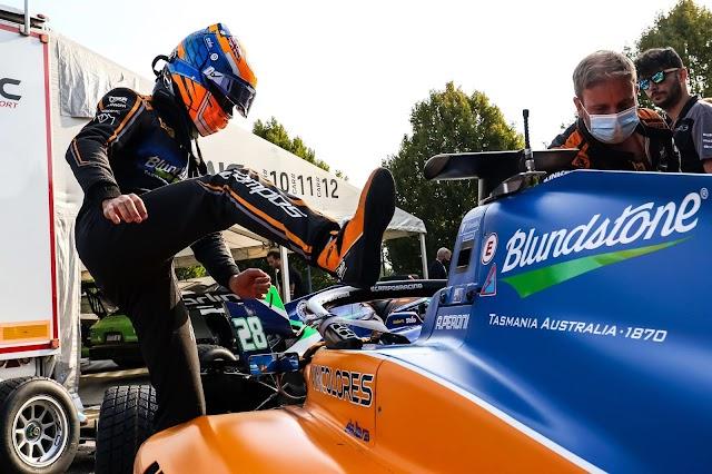 Campos Racing a finalizar la temporada de FIA F3 en lo más alto de nuevo