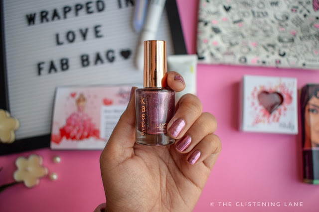 Kasca Dream Star Nail Lacquer - Petal Crusher