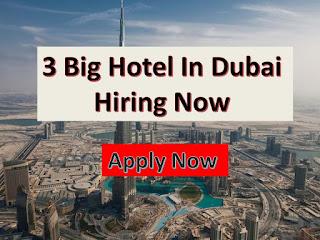 dubai hotel jobs, hoteljobs in dubai, dubai fre hotel jobs,