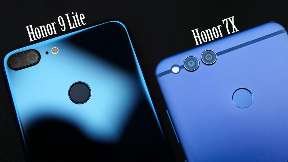 Honor 9 Lite Vs Honor 7X! Siapa Yang Lebih Unggul?