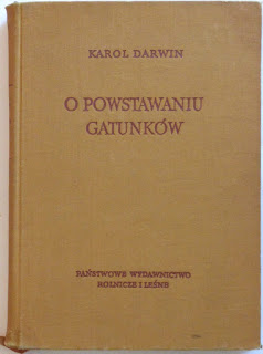 Teoria ewolucji Karol Darwin