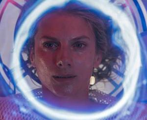 Mélanie Laurent en el espacio