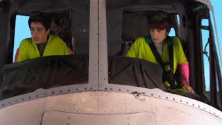 Drake y Josh - Una Aventura En Helicóptero