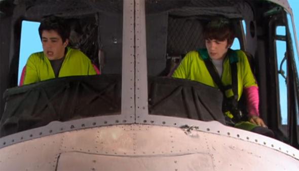 Una Aventura En Helicóptero (Temporada 4 x 19)