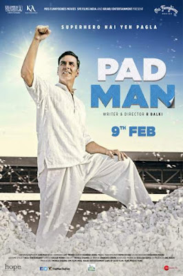 Padman 2018 Hindi 720p BluRay 1.1GB