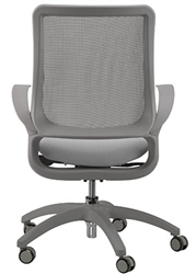Eurotech Hawk Chair - Rear View
