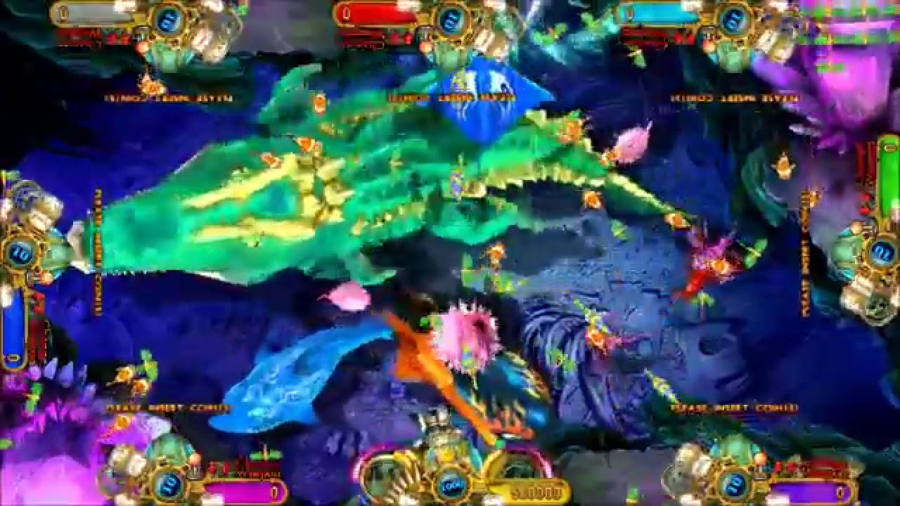 How To Always Get The Crocodile In Ocean King Of Treasures Thunder Dragon Fish Games