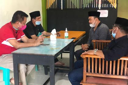 Jalin Kemitraan, Unsur Pimpinan DPRD Inhil Sambangi Kantor PWI