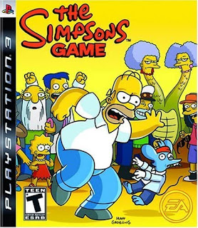 The Simpsons Game PS3 Torrent