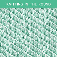 Knit Purl 62 -Knitting in the round