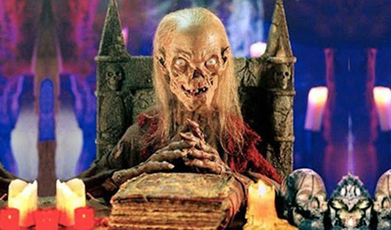 EC's Horror Comics - Tales from the crypt - Stephen King