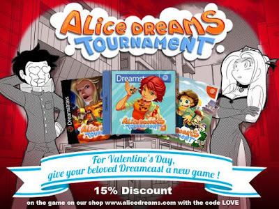 Merchandising Alice Dreams Tournament Love