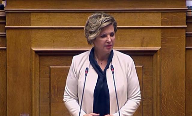 """Μήνυση από την Όλγα Γεροβασίλη κατά της """"Καθημερινής"""", καθώς και κατά παντός άλλου υπευθύνου εμπλέκεται"""