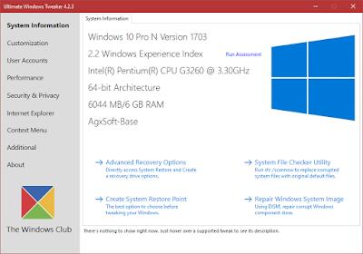 Más de 200 ajustes para personalizar y hacer que la experiencia de Windows 10 sea tuya