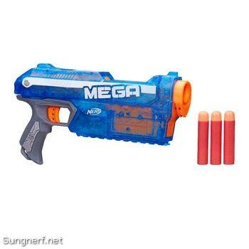 Súng Nerf Sonic Ice Mega Magnus