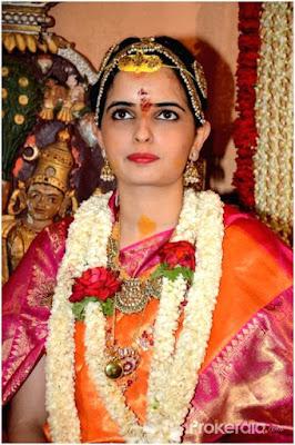 Bride Trishika Kumari Singh