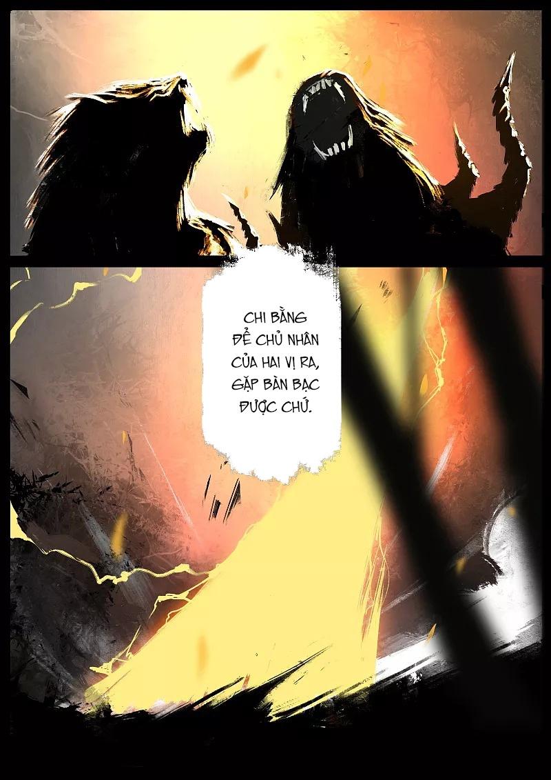 Tây Du Ký ngoại truyện chap 53 - Trang 21